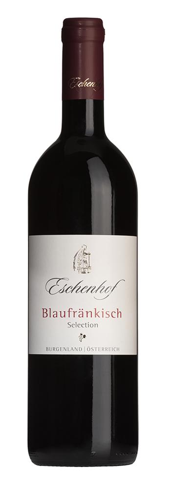 Weinflasche Blaufränkisch Selection Eschenhof