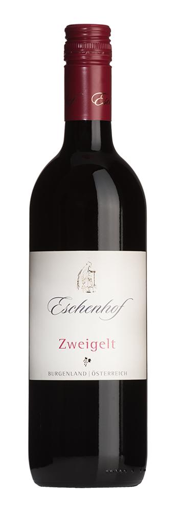 Weinflasche Zweigelt Eschenhof