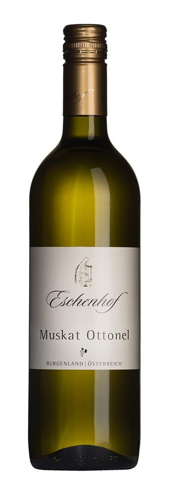 Weinflasche Muskat Ottonel Eschenhof