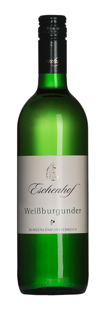 Weinflasche Weißburgunder Eschenhof