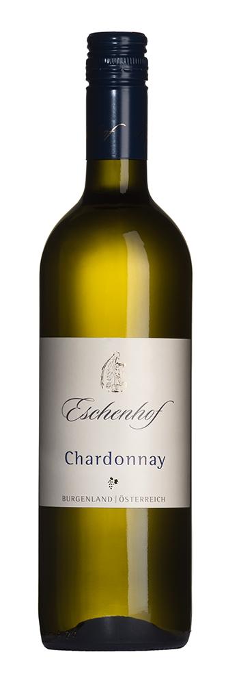 Flaschenfoto Chardonnay Eschenhof